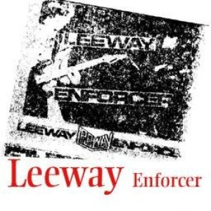 Leeway - Enforcer cover art