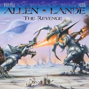 Russell Allen / Jørn Lande - The Revenge cover art