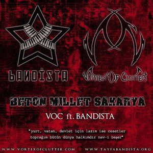 Vortex of Clutter - Beton Millet Sakarya cover art