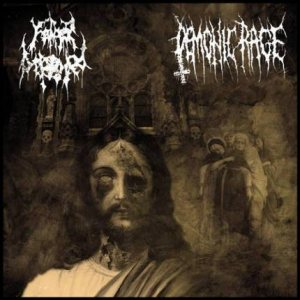 Father Befouled / Demonic Rage - Father Befouled / Demonic Rage cover art