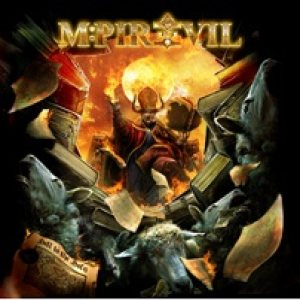 Mpire of Evil - Hell to the Holy cover art