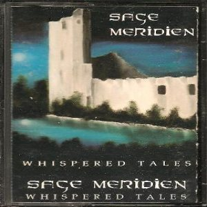 Sage Meridien - Whispered Tales cover art
