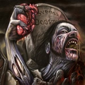 Blood Mortized - The Key to a Black Heart cover art