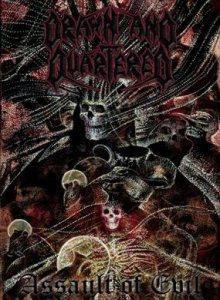 Drawn and Quartered - Assault of Evil cover art
