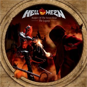 Helloween - Keeper of the Seven Keys: the Legacy cover art