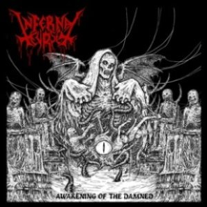 Infernal Curse - Awakening of the Damned cover art