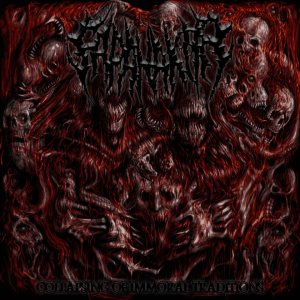Sapanakith - Collapsing of Immoral Traditions cover art
