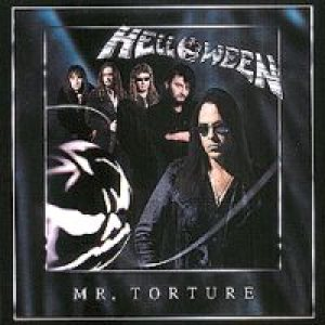 Helloween - Mr. Torture cover art