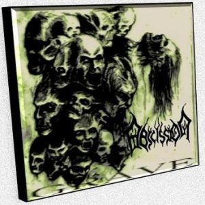 Abscission - Grave cover art