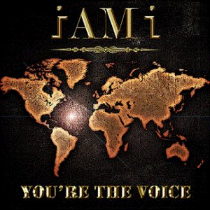 I AM I - You're the Voice cover art