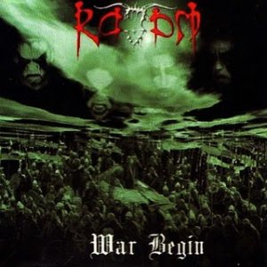 Rajam - War Begins from Here cover art