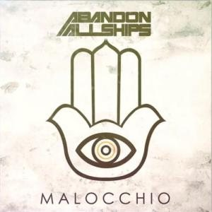 Abandon All Ships - Malocchio cover art