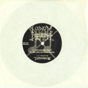 Napalm Death - Malignant Trait cover art