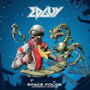 Edguy - Space Police - Defenders of the Crown cover art