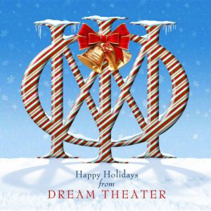 Dream Theater - Happy Holidays cover art