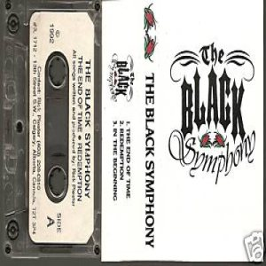 Black Symphony - The Black Symphony cover art