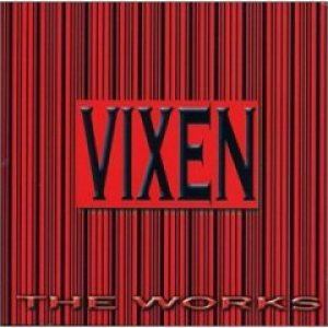 Vixen - The Works cover art