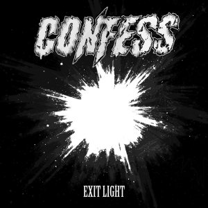 Confess - Exit Light cover art