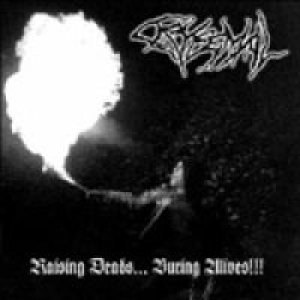 Cryfemal - Raising Deads... Buring Alives cover art