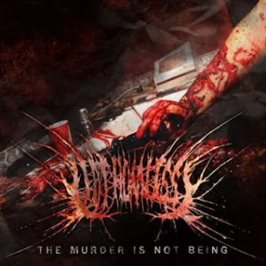 Fathomless - The Murder Is Not Being cover art