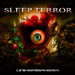 Sleep Terror - Unihemispheria cover art