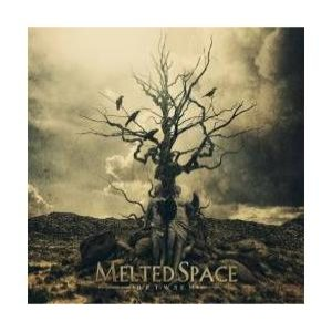 Melted Space - Between cover art