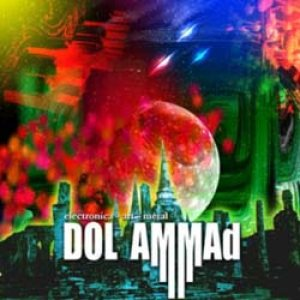 Dol Ammad - Electronica Art Metal cover art