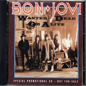 Bon Jovi - Wanted Dead or Alive cover art