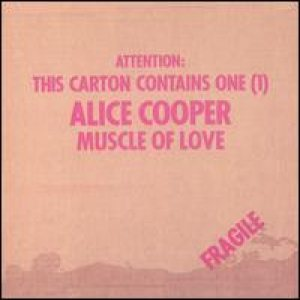 Alice Cooper - Muscle of Love cover art