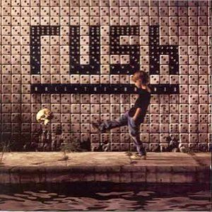 Rush - Roll the Bones cover art