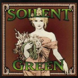 Soilent Green - A String of Lies cover art