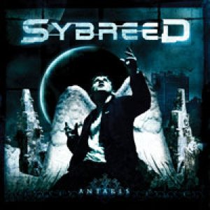 Sybreed - Antares cover art