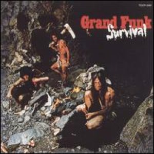 Grand Funk Railroad - Survival cover art