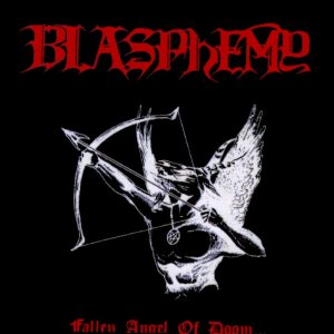 Blasphemy - Fallen Angel of Doom cover art