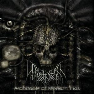 Dissension - Architects of Modern Lies cover art