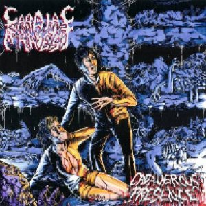 Cardiac Arrest - Cadaverous Presence cover art