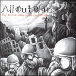 All Out War - For Those Who Were Crucified cover art