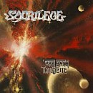 Sacrilege - Turn Back Trilobite cover art