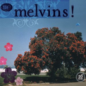 Melvins - 26 Songs cover art