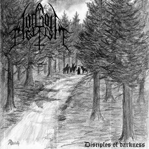 Morgoth Gates - Disciples of Darkness cover art