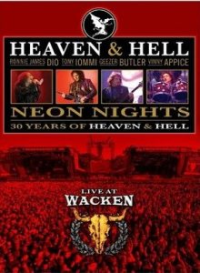 Heaven and Hell - Neon Nights cover art