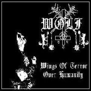 Wolf - Wings of Terror Over Humanity cover art