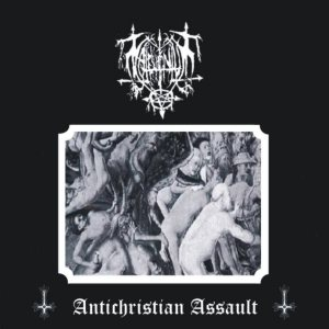 Maleventum - Antichristian Assault cover art