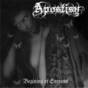 Apostisy - Beginning of Sorrows cover art