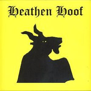 Heathen Hoof - The Occult Sessions cover art