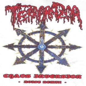 Terrorazor - Chaos Inversion cover art