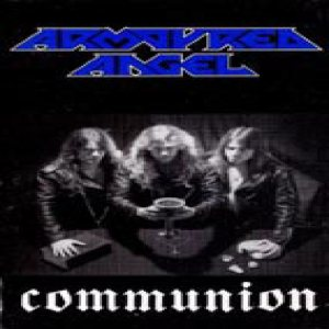 Armored Angel - Communion cover art