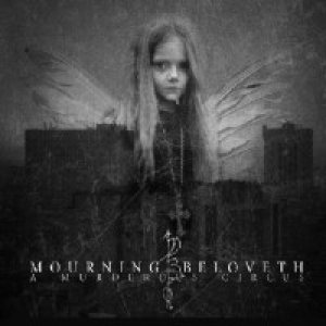 Mourning Beloveth - A Murderous Circus cover art