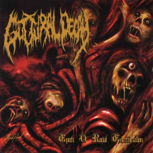 Guttural Decay - Epoch of Racial Extermination cover art
