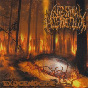 Intestinal Alien Reflux - Exogenocide cover art